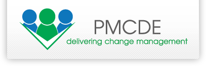 PMCDE change management logo